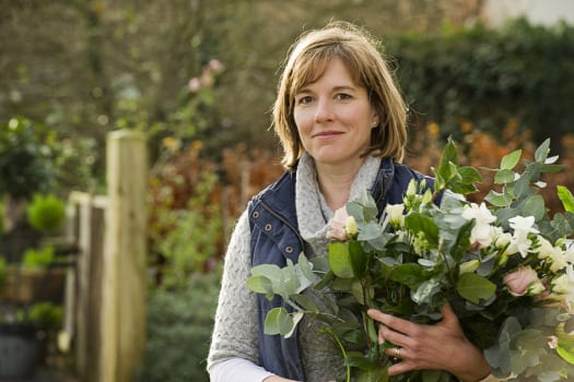 Penny Nicholas from Crown House Flowers