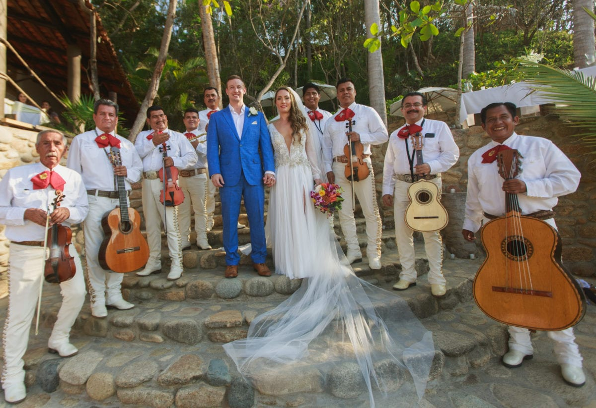 Emily & James' Dream Destination Wedding In Mexico | Willow and Pearl